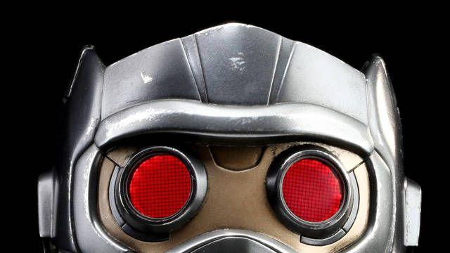 No comprar: Subastan el casco de Star-Lord por 160.000 dólares