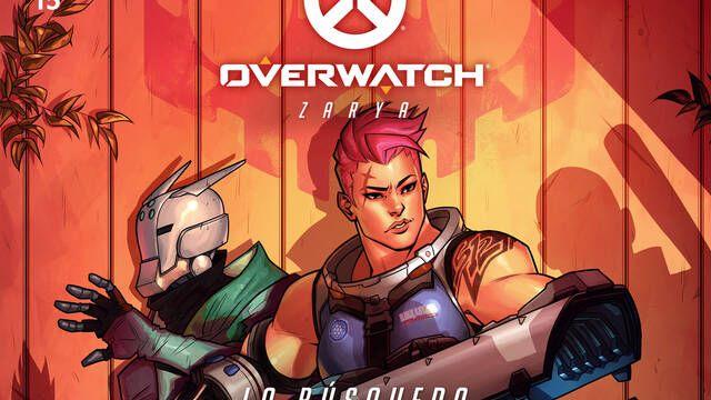 Blizzard presenta 'La Búsqueda', el nuevo cómic de Overwatch