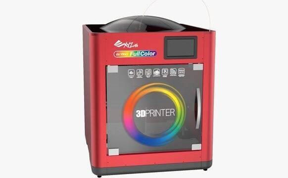 La primera impresora 3D a color del mundo se anuncia con este vergonzoso vídeo