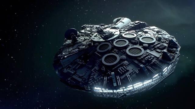 LEGO prepara un Halcón Milenario de 7500 piezas y 800 euros