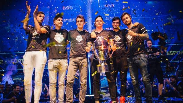 G2 Esports se impone en el Dreamhack Malmö de CS:GO