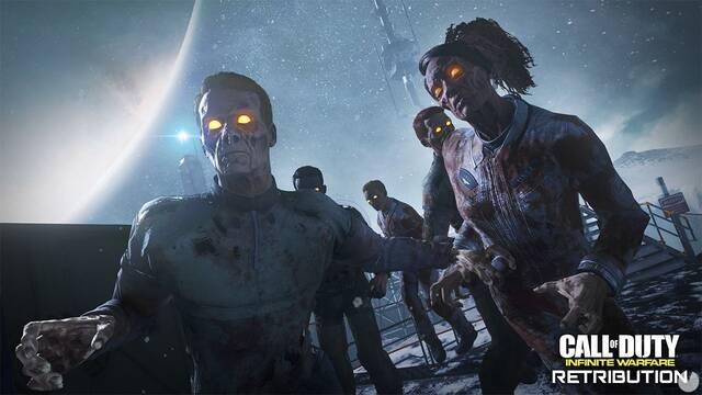Retribution de COD: Infinite Warfare llega el 12 de septiembre
