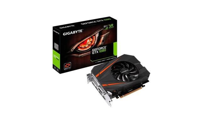 Gigabyte diseña la GTX 1080 más pequeña del mercado