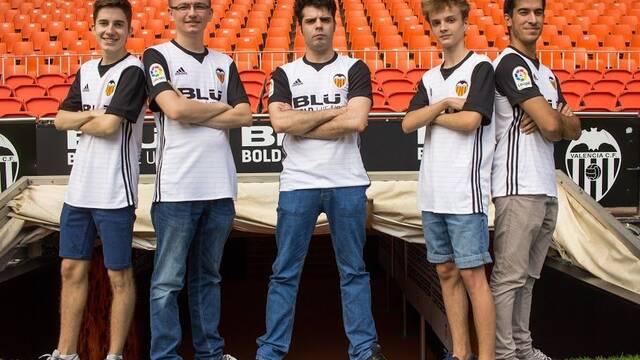 El Valencia CF eSports presenta su apuesta para Clash Royale