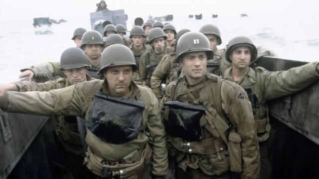 Las 20 mejores películas bélicas (de guerra) de todos los tiempos