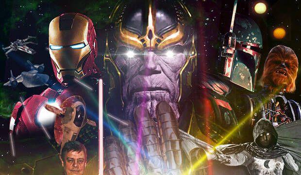 Disney quitará de Netflix las películas de Marvel y Star Wars