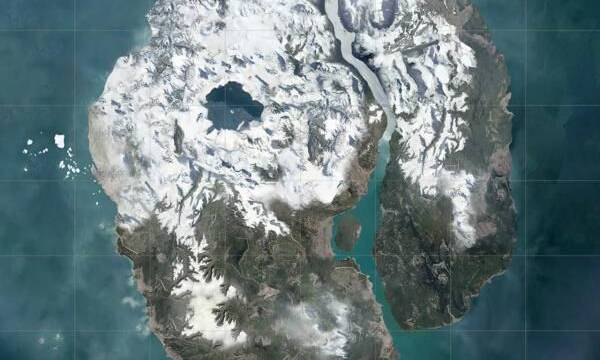 Se filtran las primeras imágenes de Dihor Otok, el mapa nevado de PUBG