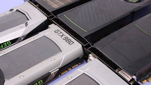 Así ha evolucionado el rendimiento de NVIDIA de la GTX 480 a la 1080