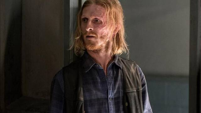 Austin Amelio ya está listo para regresar a 'The Walking Dead'