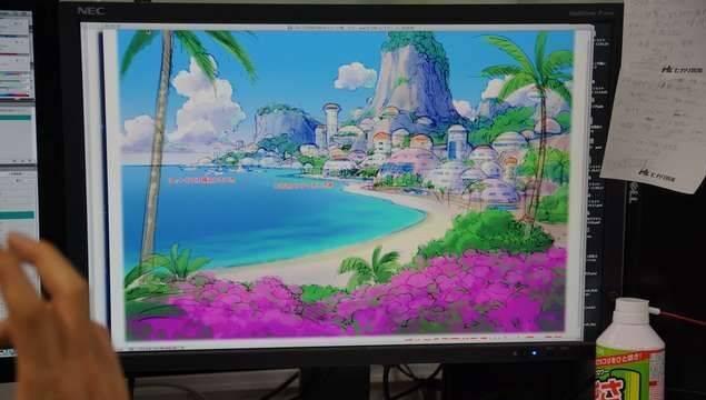 'Dragon Ball Super: Broly' presenta la elegante residencia de Bulma