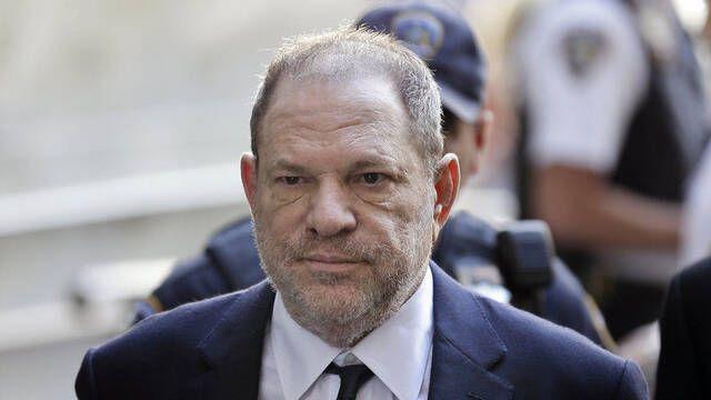 Preparan una nueva película sobre Harvey Weinstein