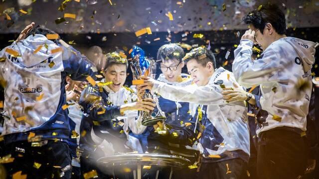 Team Liquid se convierte en el campeón de la LCS NA