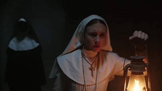 'The Nun' se convierte en el mejor estreno para la saga 'Expediente Warren'