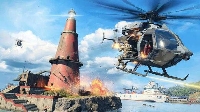 Comparativa: Así se ve Call of Duty Black Ops 4 Blackout en PS4 y PS4 Pro