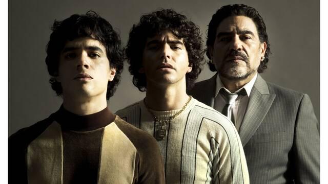 Amazon Prime Studios comparte los primeros detalles e imagen de 'Maradona'