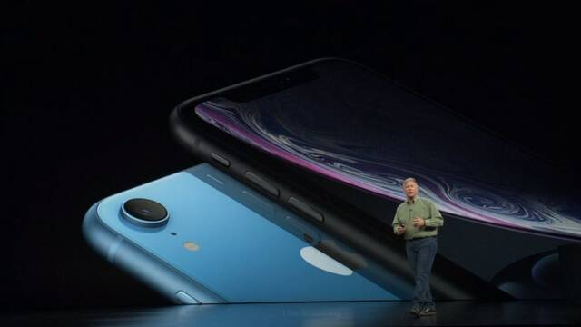 Apple también presenta el iPhone Xr, su iPhone 'barato'