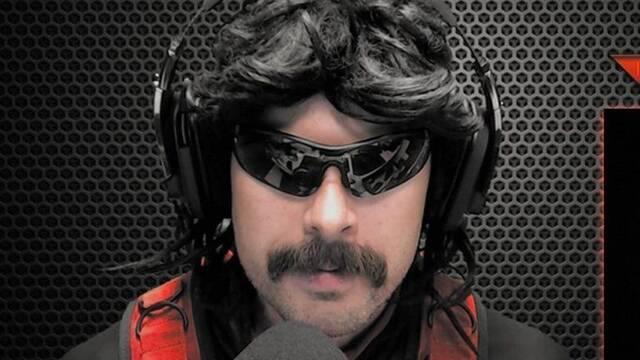 Dr. Disrespect termina su stream después de escuchar tiros en su domicilio