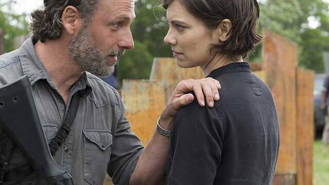 TWD: El conflicto entre Rick y Maggie será palpable en la próxima temporada