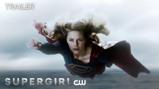 Presentado el tráiler de la cuarta temporada de 'Supergirl'
