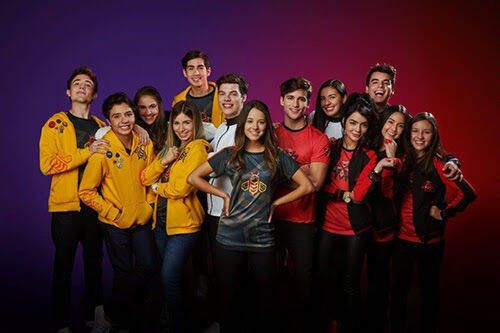 Noobees, la serie de esports de Mediapro y Viacom, se estrenará el 17 de septiembre