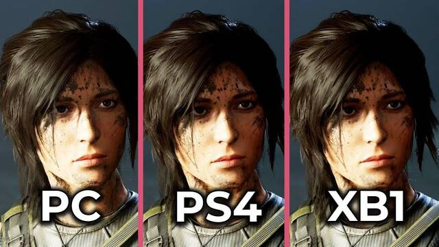 Comparativa de Shadow of the Tomb Raider en PC, PS4 y Xbox One