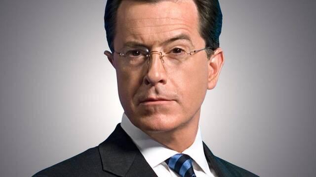Stephen Colbert hace campaña para el papel de Superman