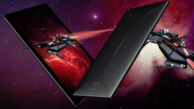 Chuwi lanza Hipad, su tablet para jugadores