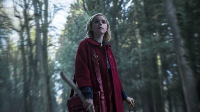 'Chilling Adventures of Sabrina' será 'más oscura'