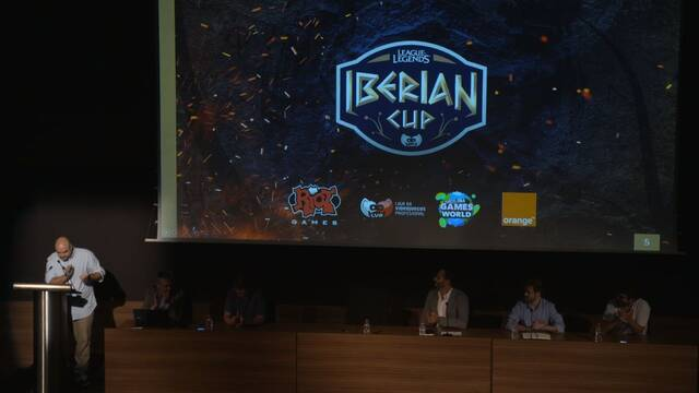 LVP presenta Iberian Cup, su nueva competición de League of Legends