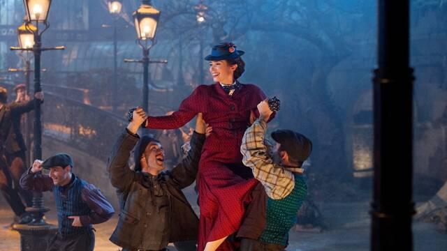 Primer tráiler de El regreso de Mary Poppins con Emily Blunt