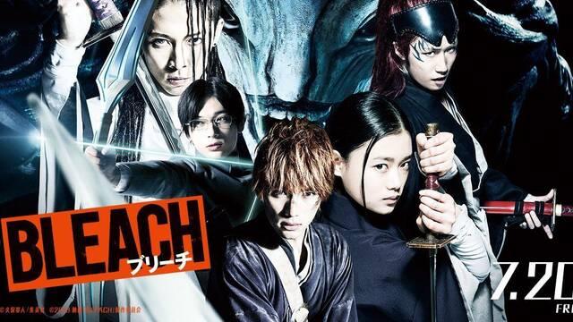 Netflix convence con la adaptación de acción real de 'Bleach'