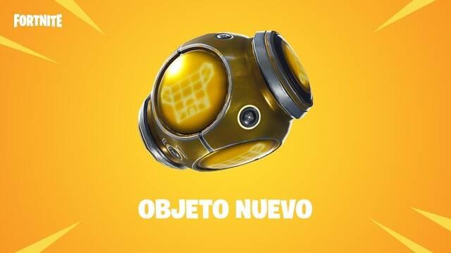 """Fortnite estrena el parche 5.41 con el consumible """"Fortaleza portátil"""""""