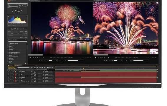 Philips presenta su nueva pantalla 4K HDR para profesionales