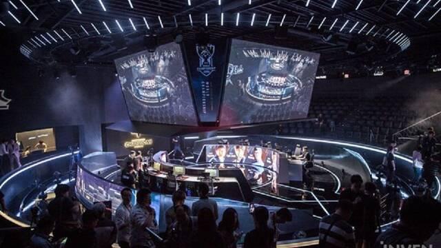 Riot presenta el nuevo estadio de la LCK