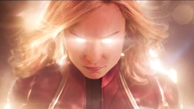 Primer tráiler de Capitana Marvel con Brie Larson