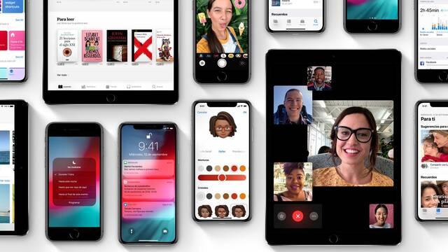 Ya puedes descargar iOS 12, la última versión del sistema de Apple