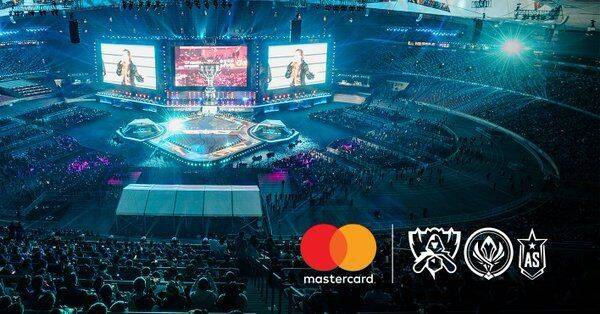 Mastercard y Riot cierran un acuerdo de patrocinio para League of Legends