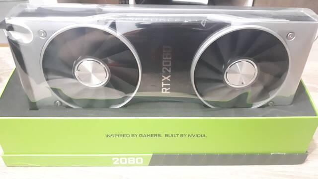 Así rinde la nueva GeForce RTX 2080