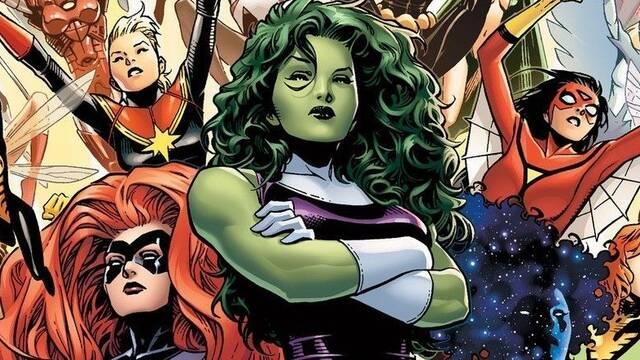 ABC desarrollará una serie sobre superheroínas de Marvel