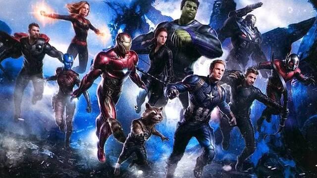 Una foto del set de 'Vengadores 4' desata las teorías de los fans