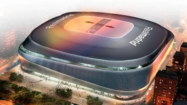 El nuevo Santiago Bernabéu del Real Madrid tendrá un estadio de esports