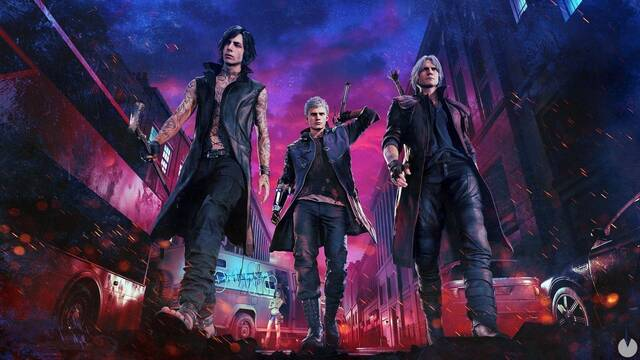 Devil May Cry 5 ya tiene requisitos mínimos y recomendados para PC