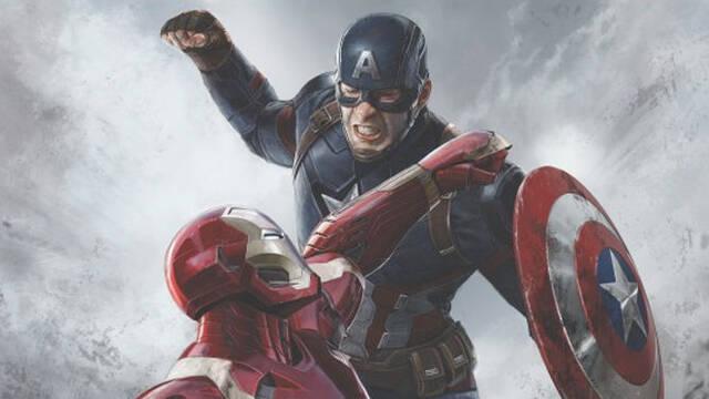 Así es la amistad entre Iron Man y Capitán América según sus actores