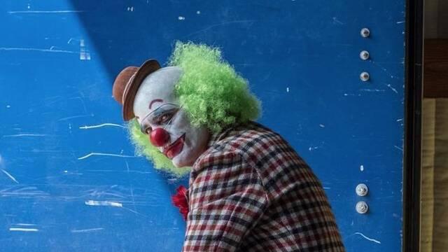 Joker - Nuevas imágenes de Joaquin Phoenix como payaso