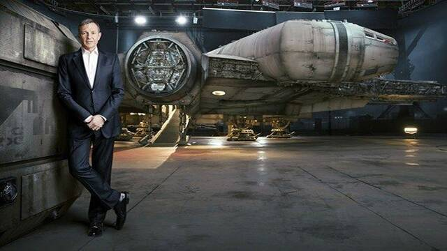 El CEO de Disney confirma que irán más despacio con Star Wars
