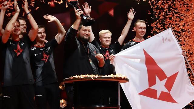 El Primer Ministro de Dinamarca felicita a Astralis tras ganar el Major de CS:GO
