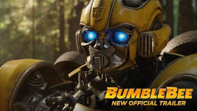 Así es el nuevo tráiler de 'Bumblebee', el spin-off de 'Transformers'