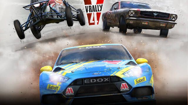 V-Rally 4 presenta sus requisitos mínimos y recomendados