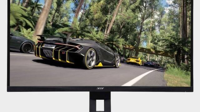 Acer presenta sus monitores 1440p con HDR
