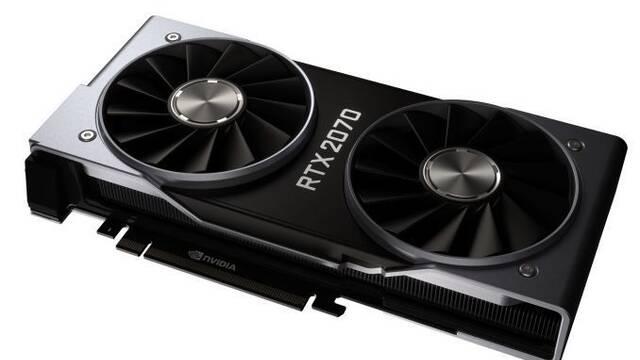 NVIDIA lanzará la GeForce RTX 2070 el 17 de octubre